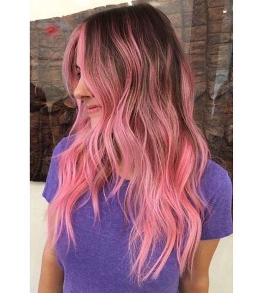 balayage-color-fantasia-rosa